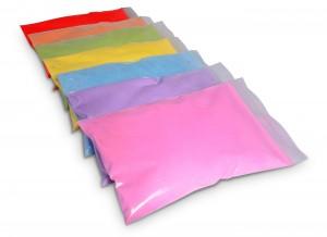 Lekdetectie met kleurstoftechniek